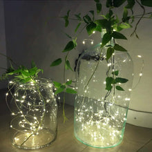 LED Copper String Light