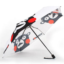 Kumamon Tri-Folding Umbrella