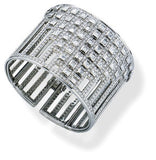Maria Canale Diamond International Cuff