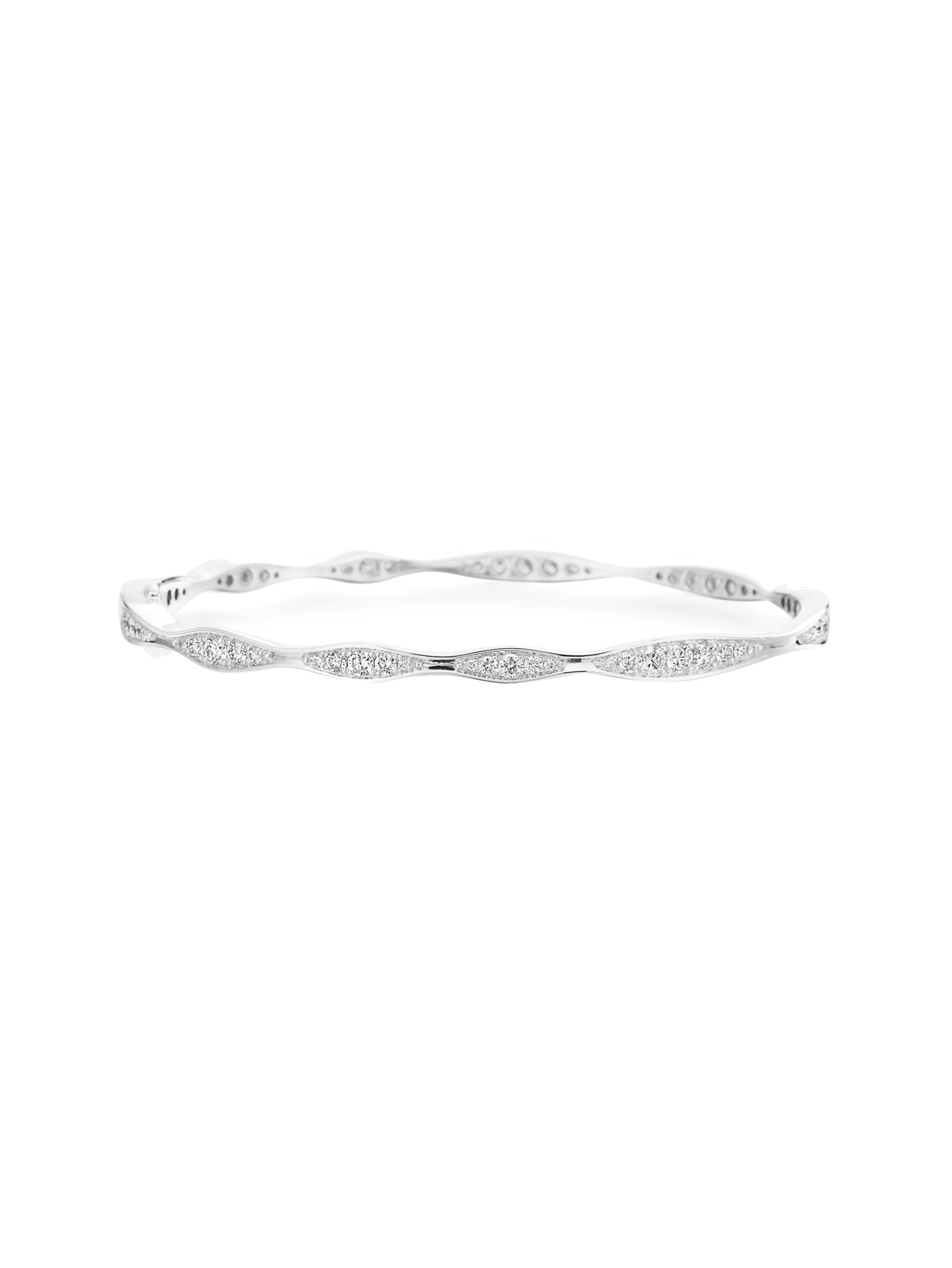 white-gold-infinity-bangle