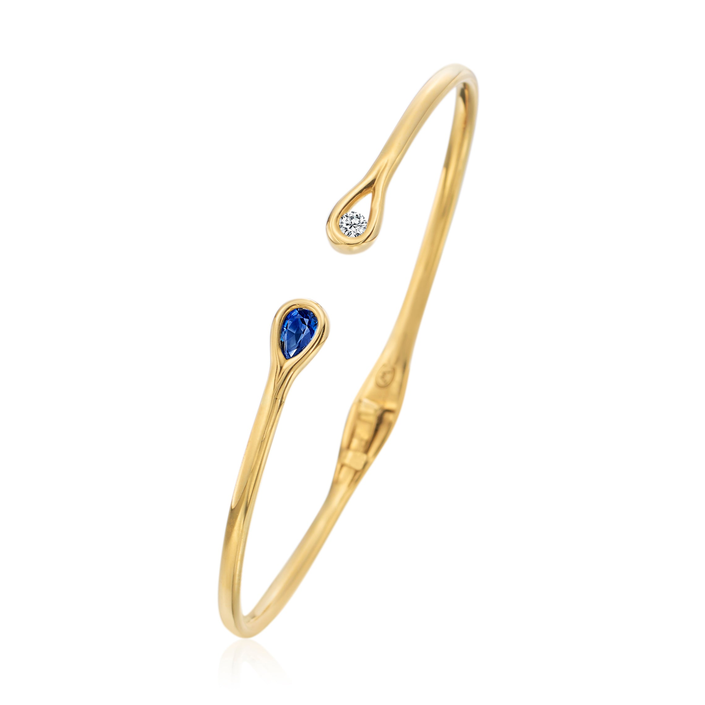 - Classic Drop Bangle -