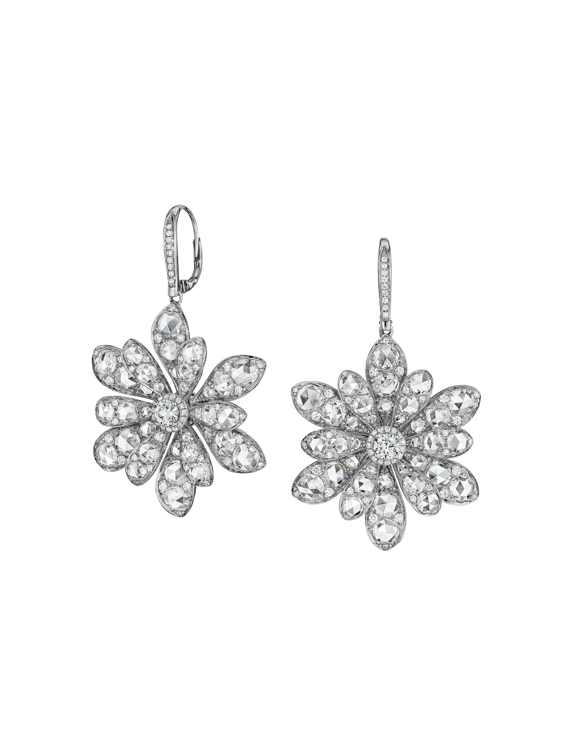 Aster Blossom Earrings