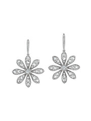 Aster Single Blossom Earrings