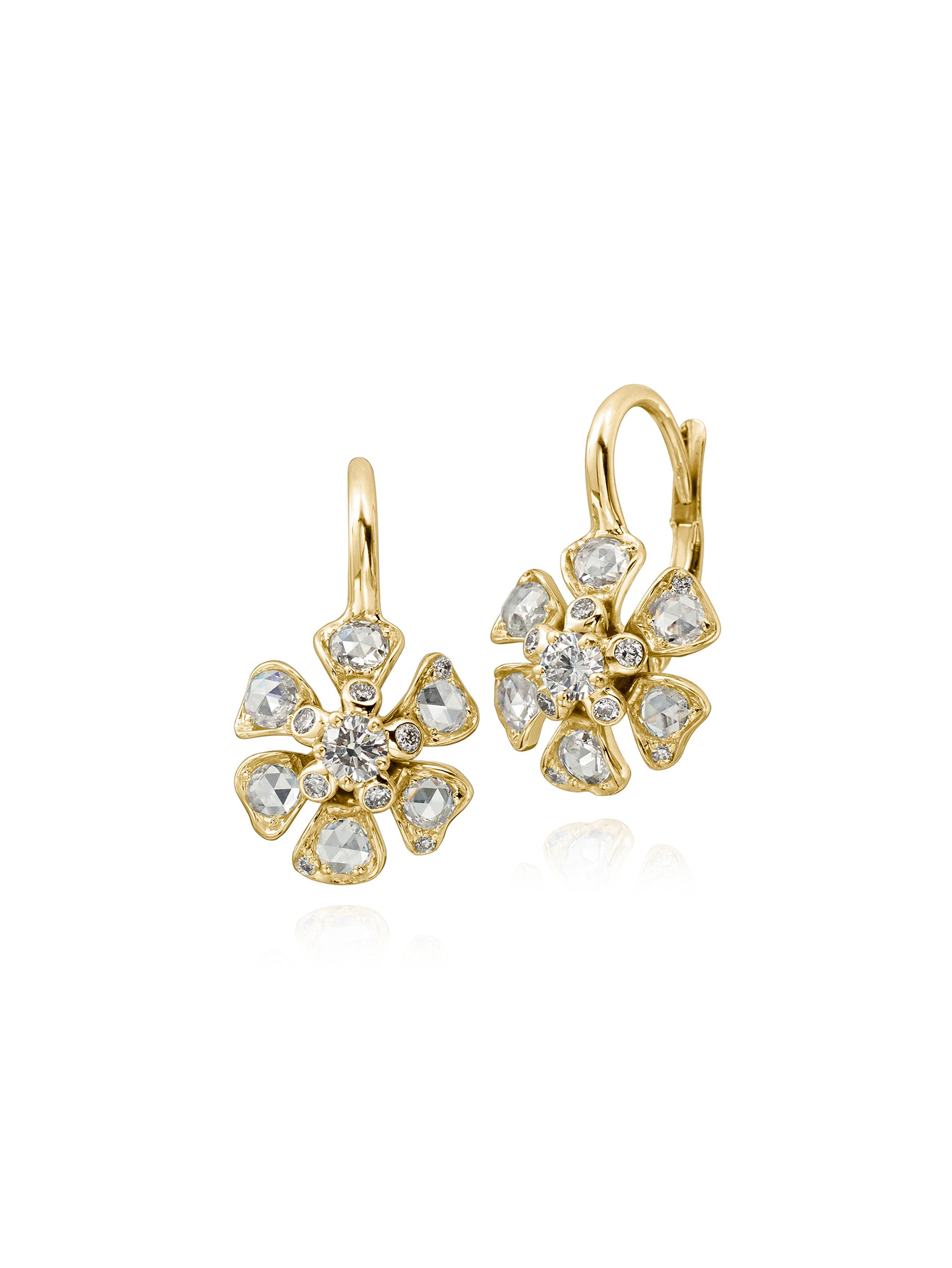 Aster Petite Bloom Earrings