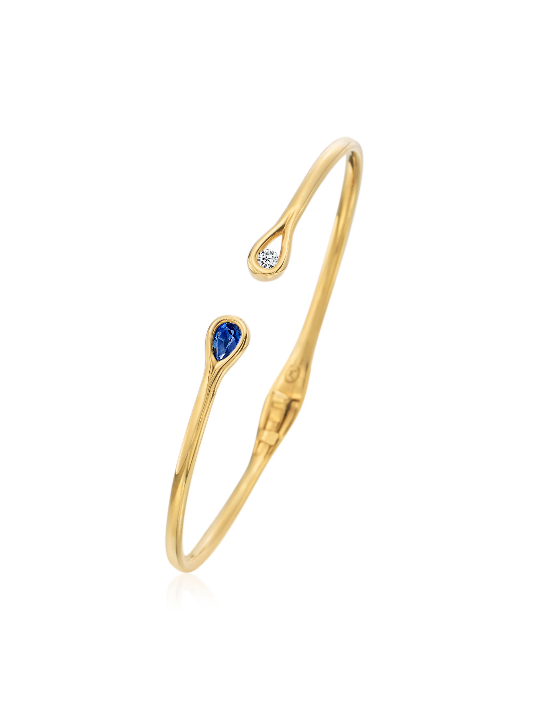 Classic Drop Bangle