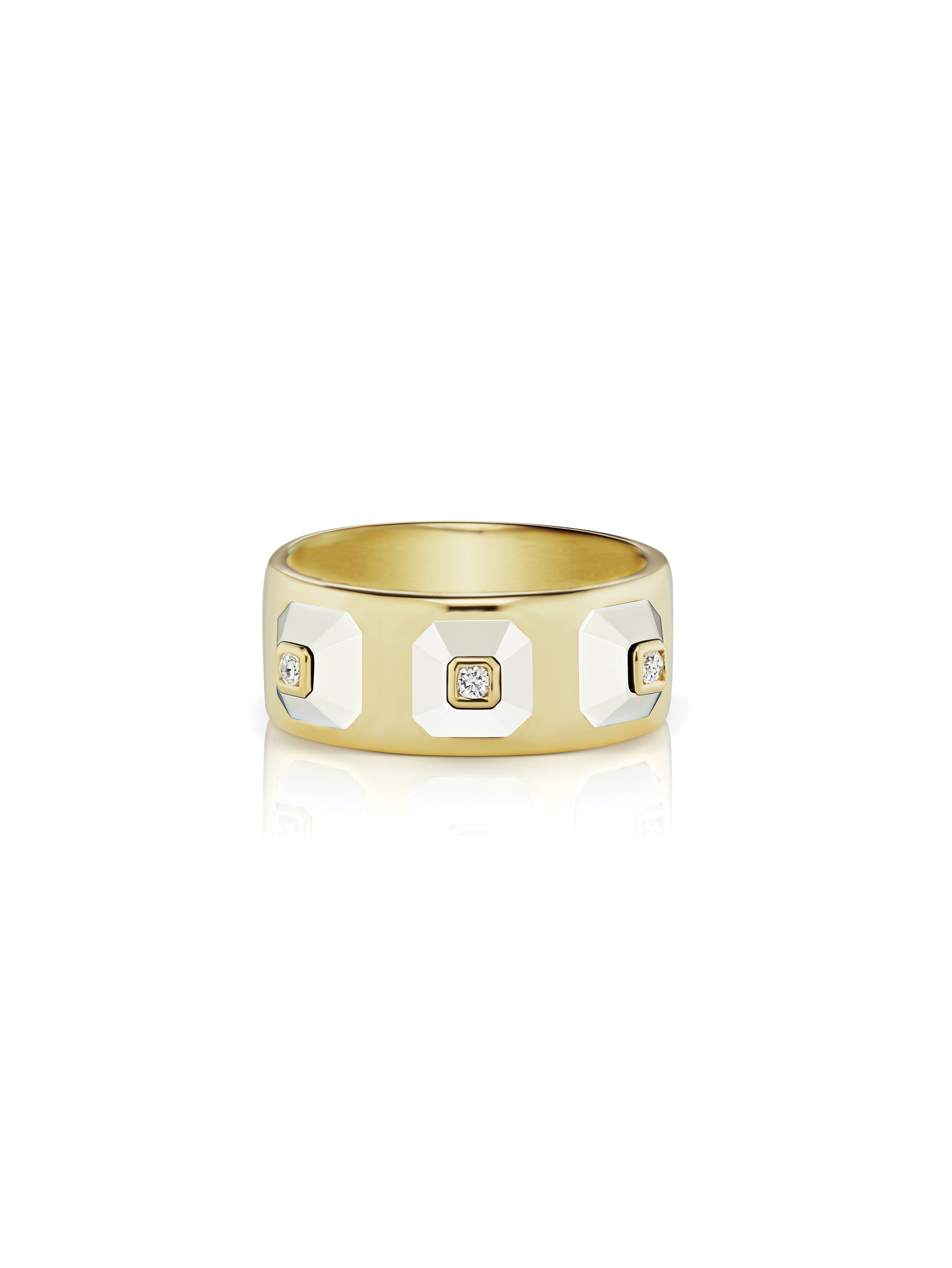 Stackable Statement Ring