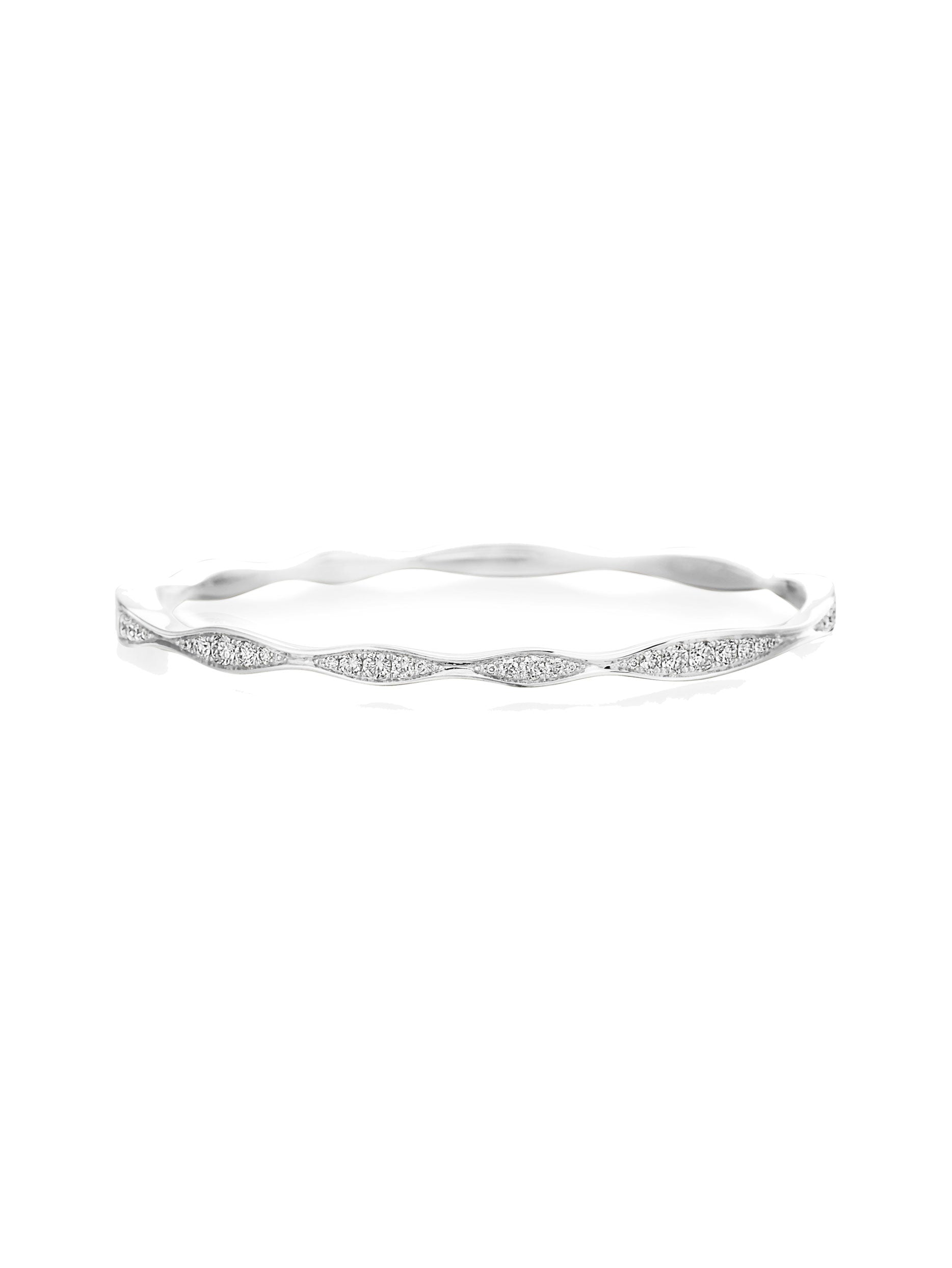white-gold-diamond-bangle