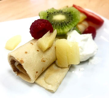 Tropical Crepes