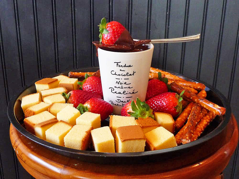 Top Ten Tips for Fondue Fun