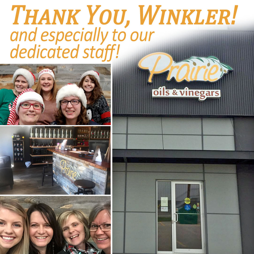 Winkler Store Closing Its Doors