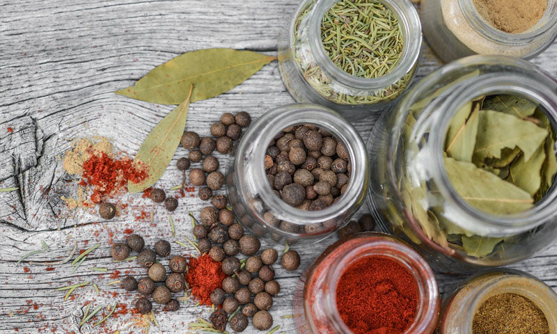Get to Know Your Herbs & Spices