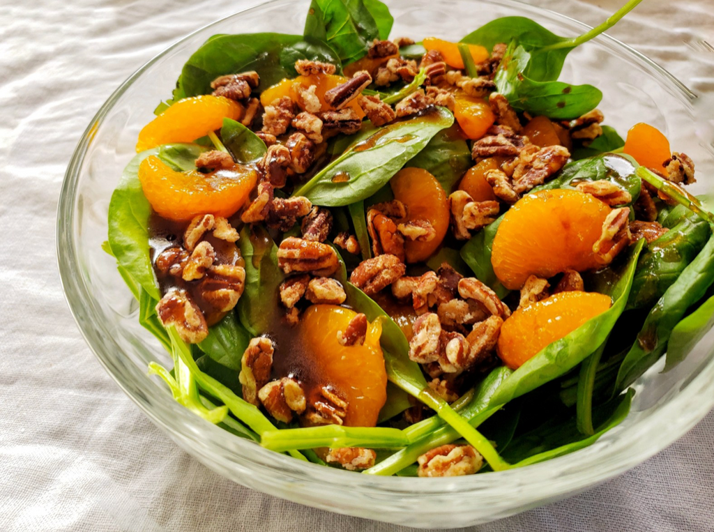 Christmas Orange Salad