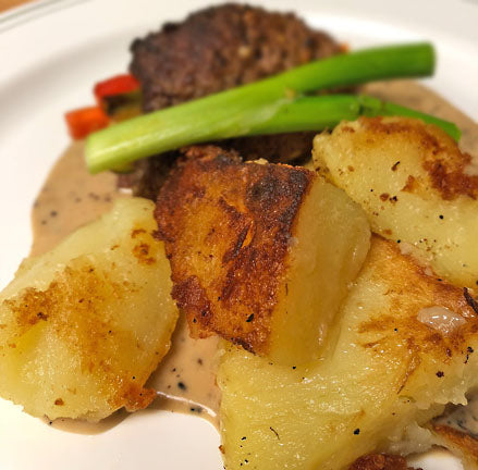 English Style Roast Potatoes