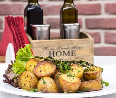 Chipotle Lime Roasted Potatoes
