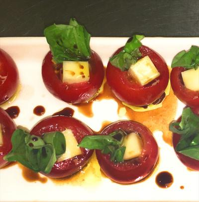 Stuffed Caprese Salad
