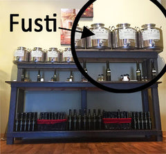 fusti oil containers