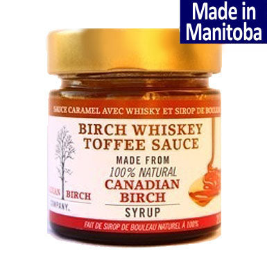 Canadian Birch Company Birch Whiskey Toffee Sauce