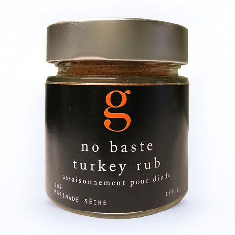 Gourmet Inspirations No Baste Turkey Rub
