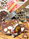Decadence Chocolates Chocolate Salami