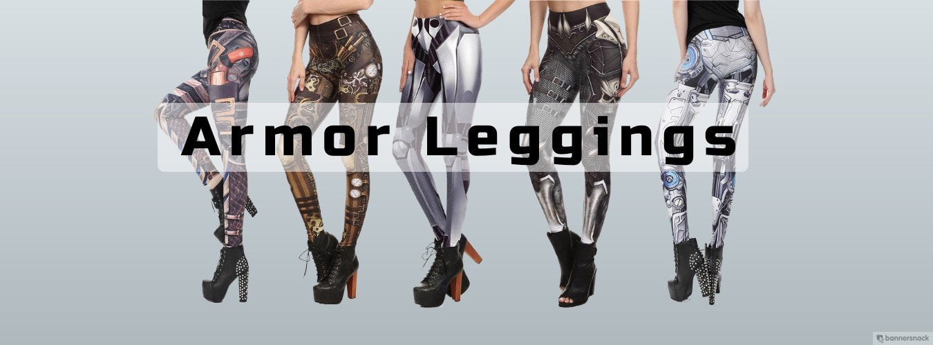 Armor & Mecha Leggings