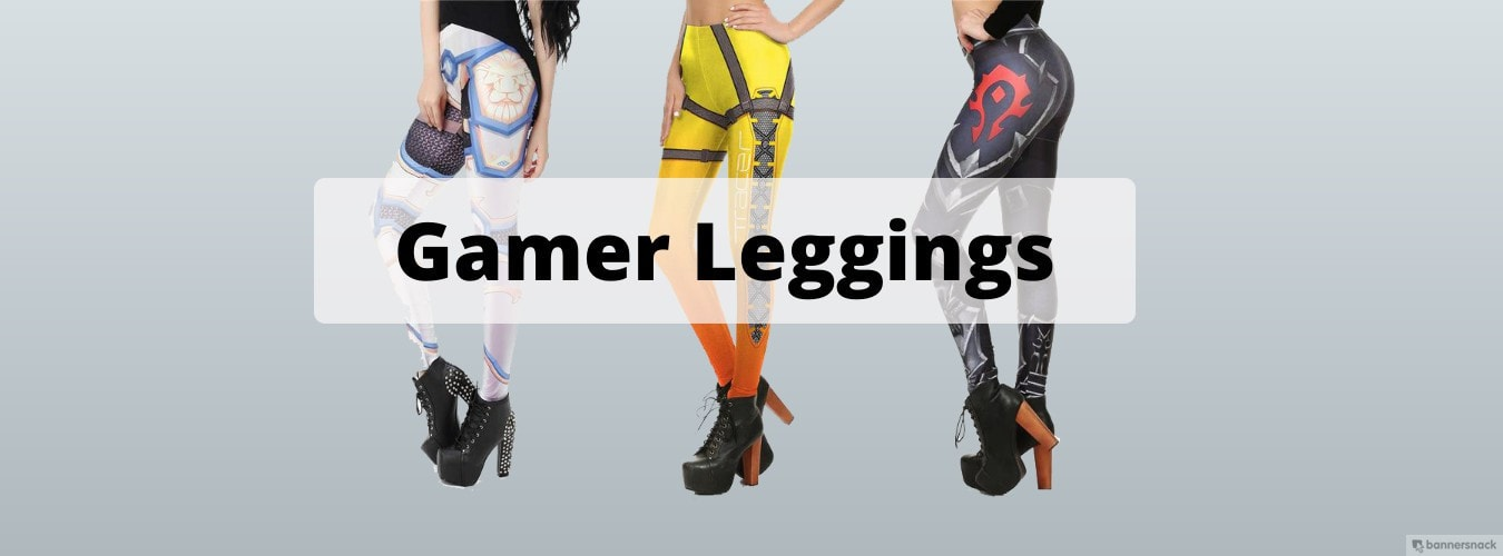 Tracer Leggings, Horde Leggings, Alliance Leggings