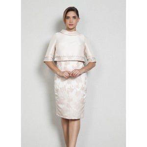 2740-22 - Dress & Jacket - Pennita