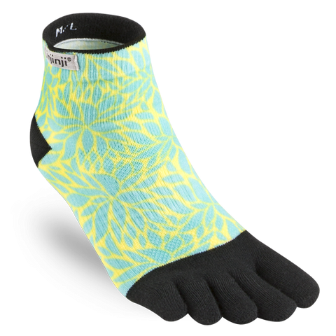 Injinji- Spectrum Womens Run Lightweight Mini crew