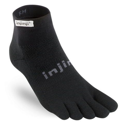 Injinji - Run Lightweight Mini Crew - Unisex