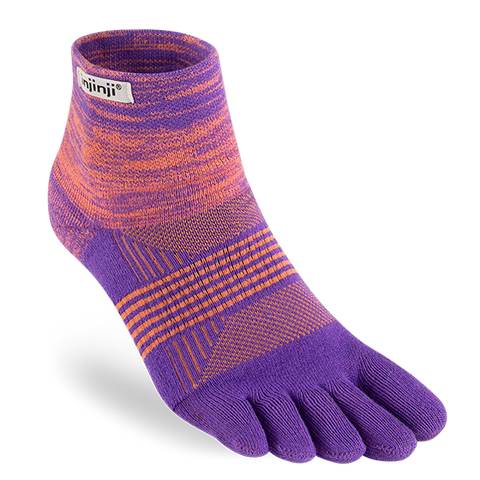 Injinji - Trail Midweight Mini-Crew Women's Running Sock