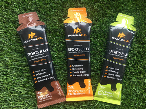 Mountain Fuel Sport Jelly with Electrolytes