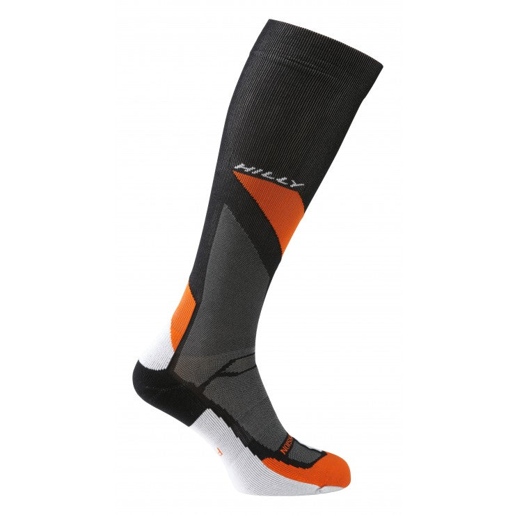 Hilly - Marathon Fresh Unisex Running Sock - Compression