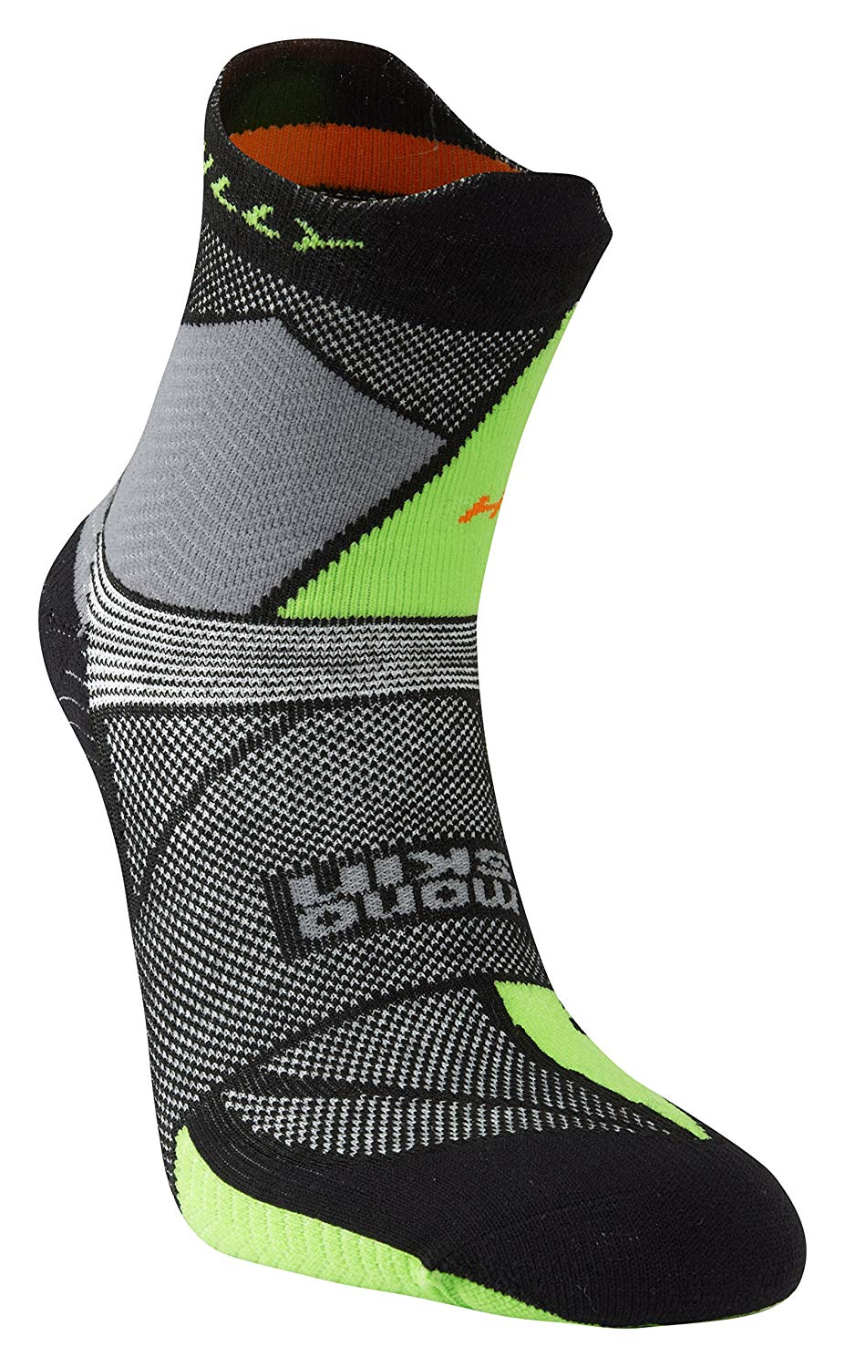 Hilly - Ultramarathon Fresh Unisex Running Sock - Classic