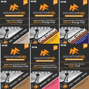 Mountain Fuel - Single Sachets