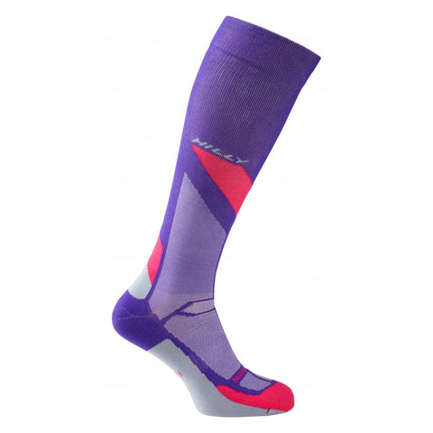 Hilly - Marathon Fresh Women's Running Sock SS18 - Compression