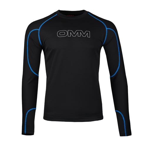 OMM - Meridian Long Sleeve Men's Running Top