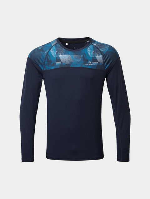 Ronhill - Men's Tech Revive Long sleeve Tee