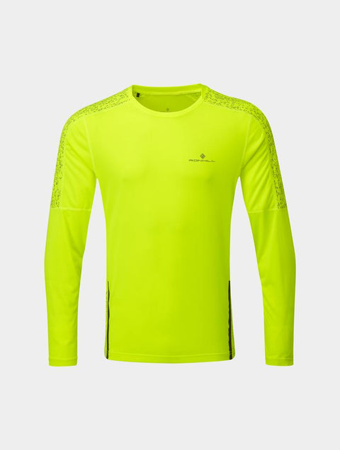 Ronhill - Men's Life Night Runner Long Sleeve Tee