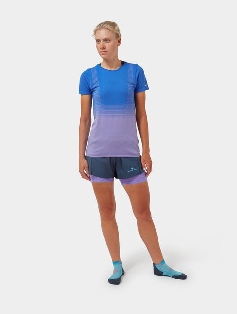 Ronhill - Women's Tech Marathon Short Sleeve Tee