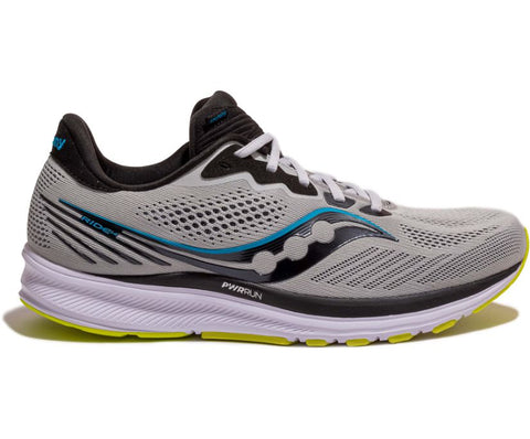 Saucony - Men's Ride 14 Neutral Road Running Shoe