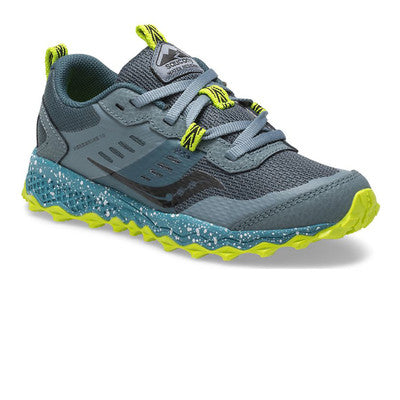 Saucony Peregrine 10 Shield - Boy's Running Shoe
