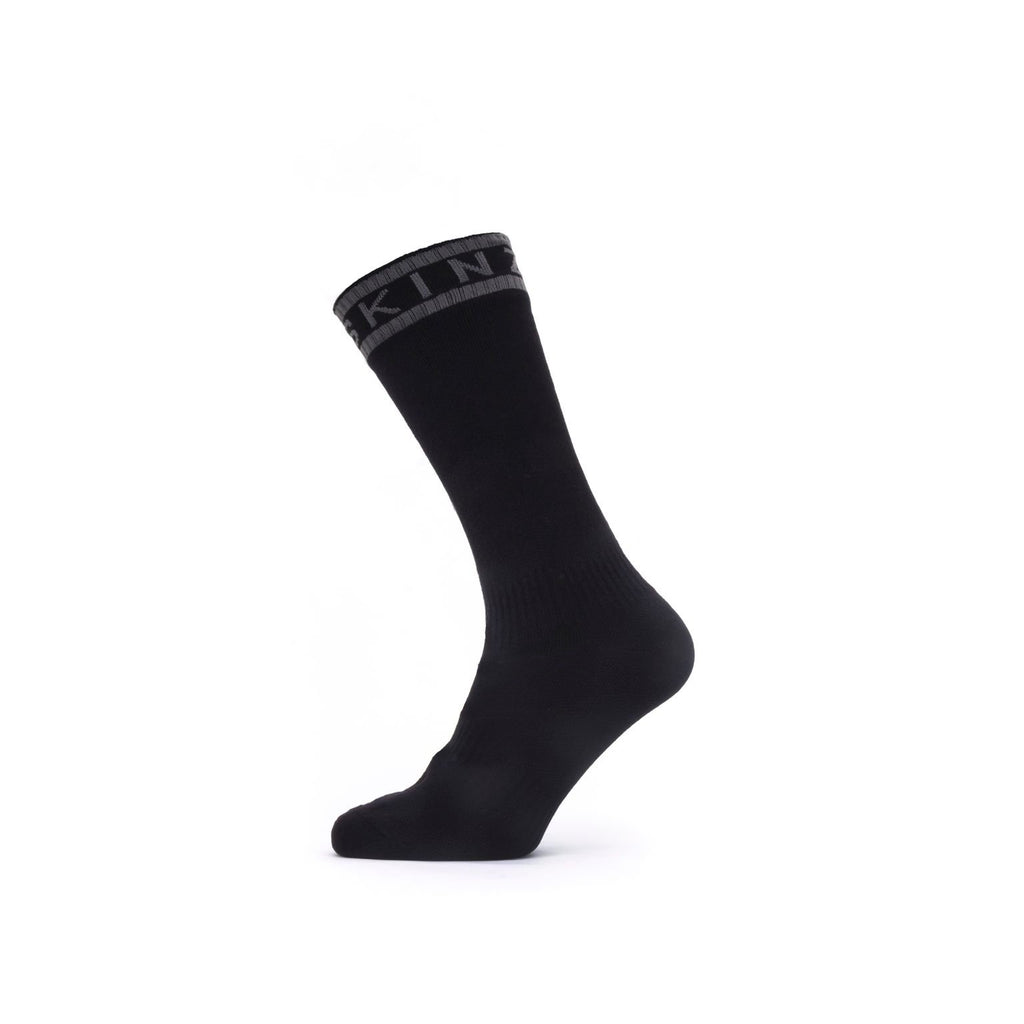 Sealskinz - Waterproof Warm Weather Mid Length Sock With Hydrostop