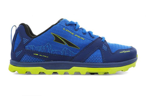 Altra - Youth Lone Peak Trail Running Shoes