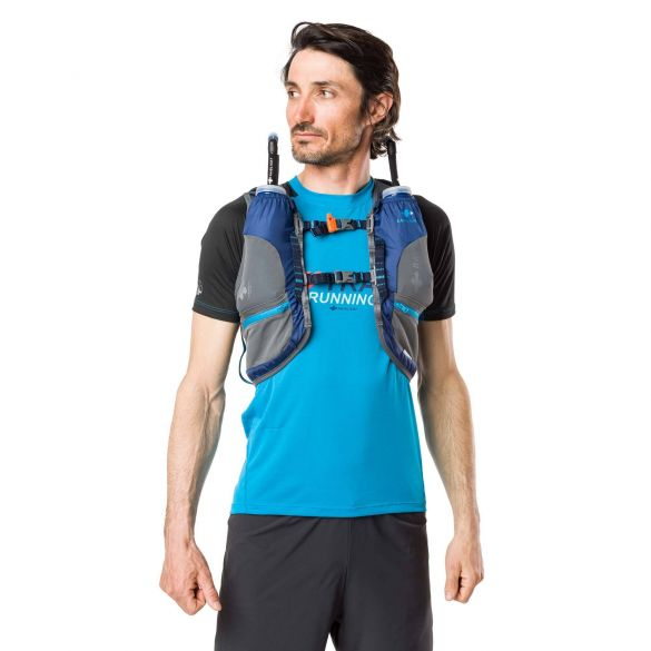 Raidlight - Activ Men's 6L Running Vest with 2x 600ml Bottles