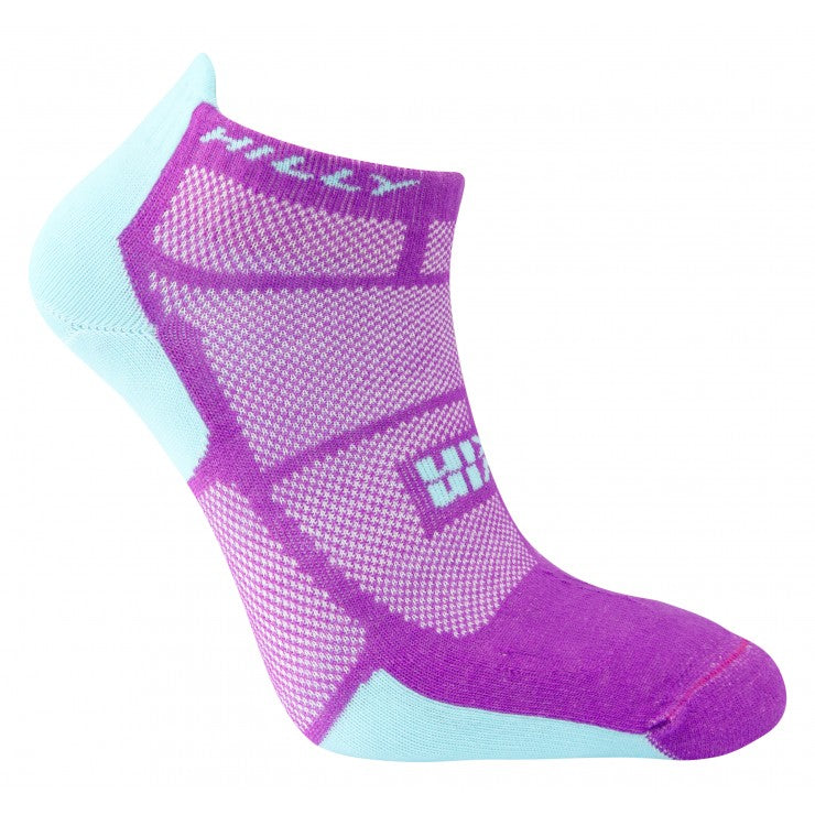 Hilly - Twinskin Women's Running Sock - Socklet