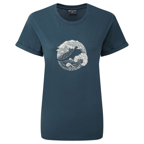 Montane - Ladies Great Mountain T-Shirt