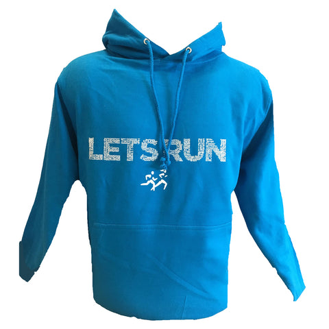 LETS RUN Men's Hoodie