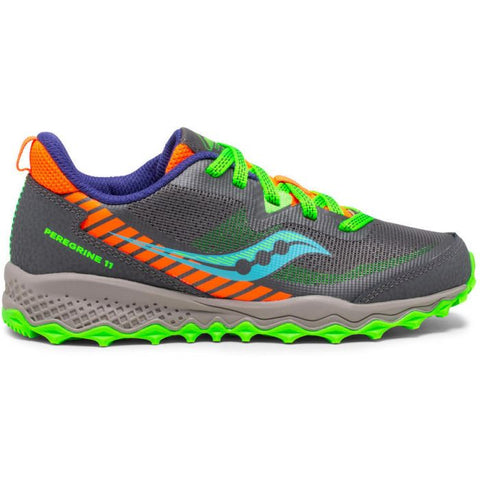 Saucony Peregrine 11 Shield - Boy's Running Shoe