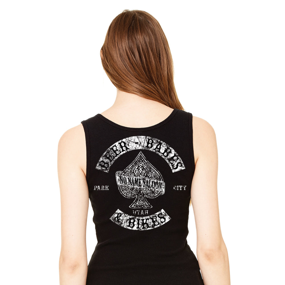 Beer, Babes & Bikes - Ladies Tank Top