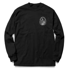 No Name Saloon Classic Logo Long Sleeve T - Black