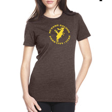 No Name Saloon Women's Moose Wrangler T *NEW DESIGN*